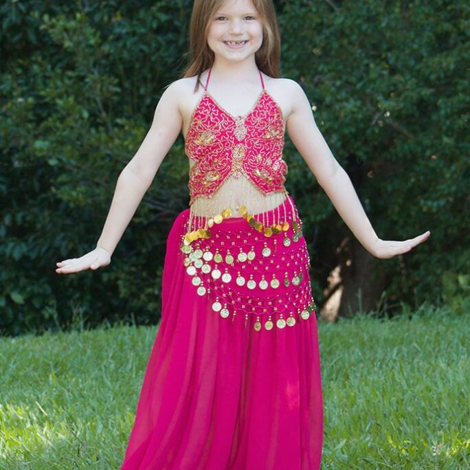 Kids Bollywood Costumes