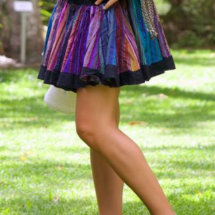 Bohemian Pants & Skirts