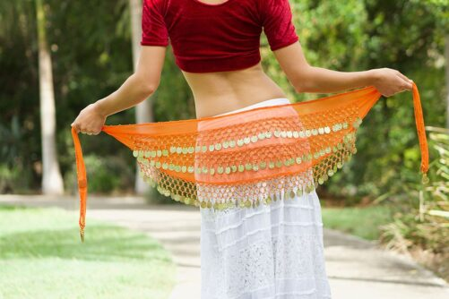 Hipscarf for Dance Party
