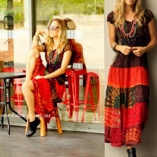 Boho Tops & Dresses