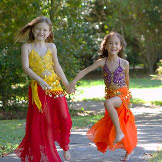 Harem Pants & Skirts