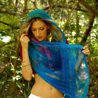 Chiffon veils