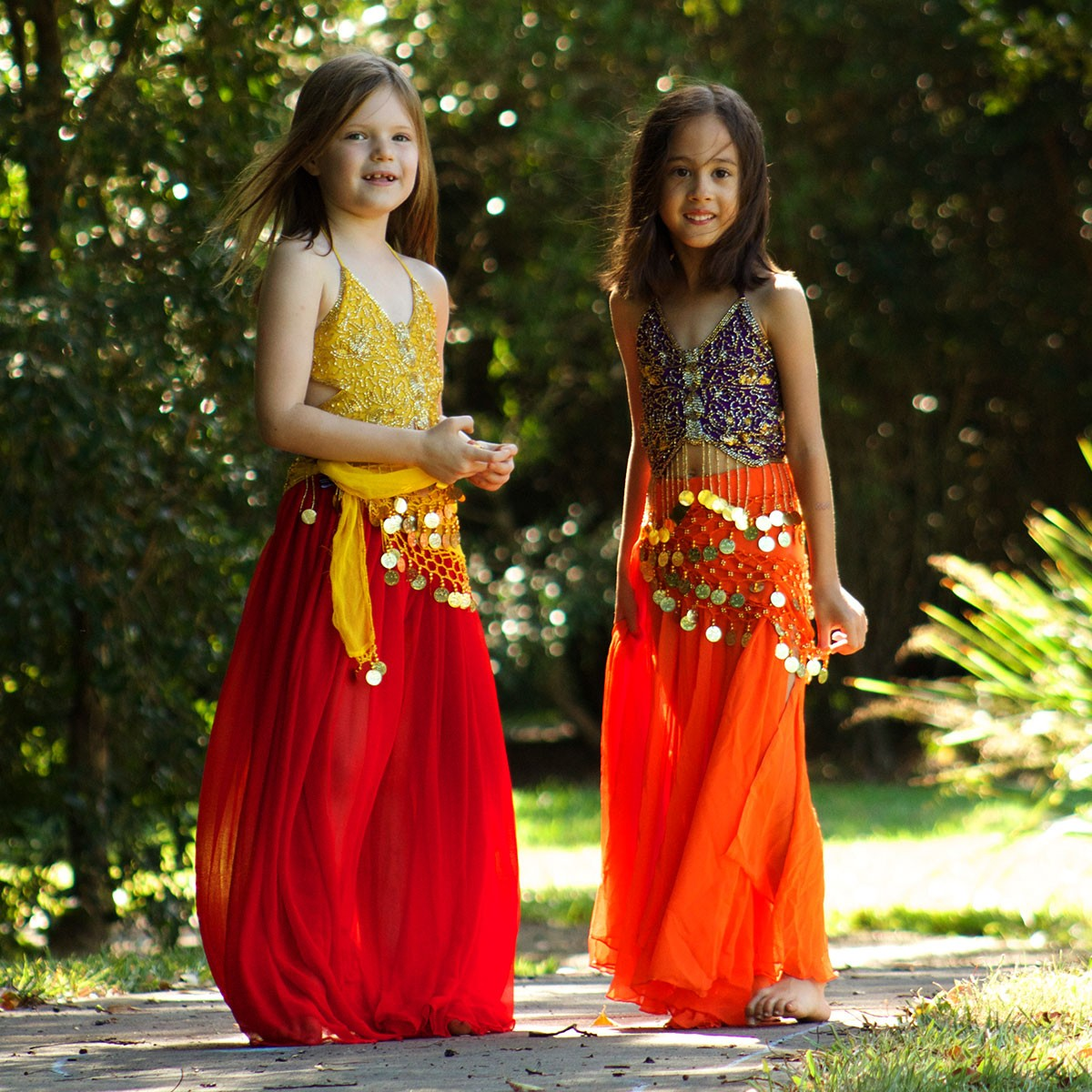 Kids Bollywood and Indian outfits