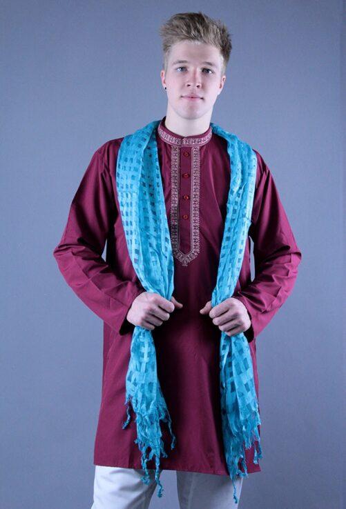 traditional indian kurta