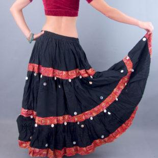 Tribal Inspired Skirt