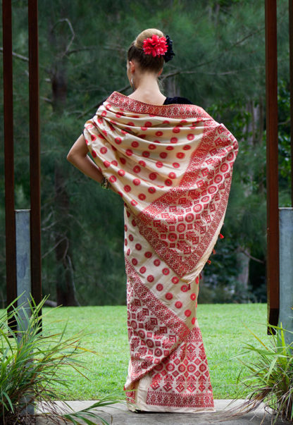 Indian Mekhela for formal occasion