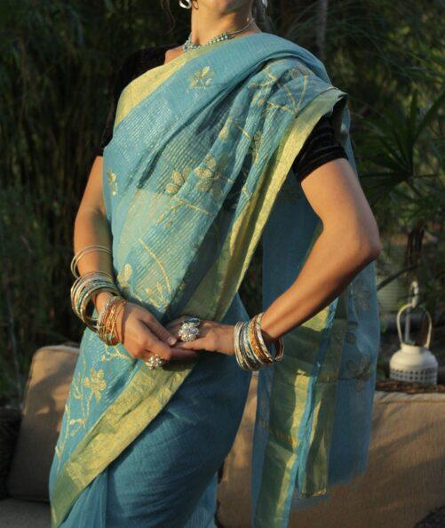 Indian Bollywood kota saree