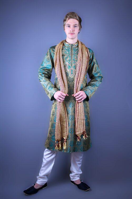 Indian Authentic Mens Kurta Set