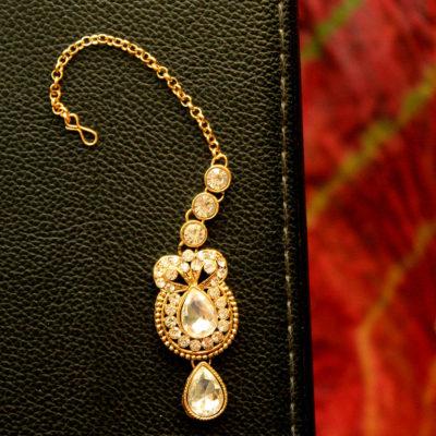 Tikli Indian Bollywood accessories