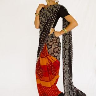 Anushka Saree Series 1