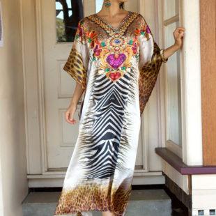 Maxi Kaftan Style Lady Curzon