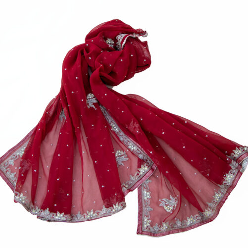 Indian vintage wedding veils