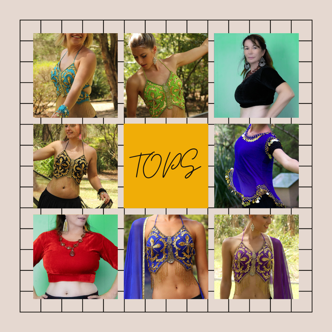 women's tops and blouse